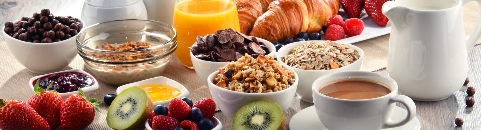 Free breakfast for BWR Gold, Platinum, Diamond and Diamond Select members