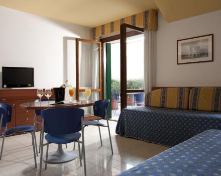 Camere hotel 3 stelle a venezia vicino aeroporto for Soggiorno a venezia