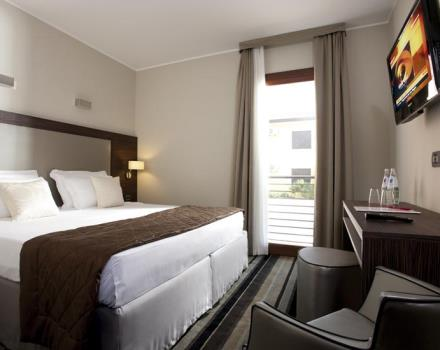 Discover the comfortable rooms at the Best Western Titian Inn Hotel Venice Airport in Venice