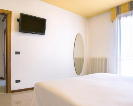 Reserve your hotel in Tessera - Venice, located next to the Airport Marco Polo